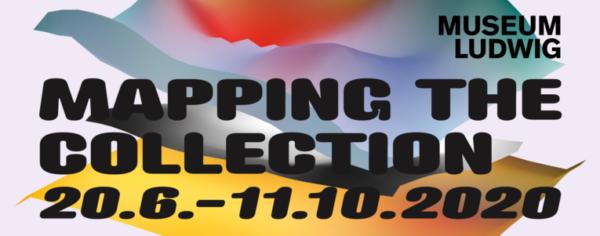 Ankündigungsbild für die Konferenz Mapping the Collection. Alle Informationen zur Veranstaltung findest du im unten stehenden Text.